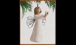 Anděl závěsný Willow Tree NADĚJE