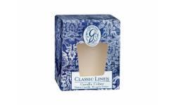 Votivní svíčka Classic Linen
