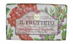 Nesti Dante mýdlo FRUTTETO RED GRAPES-BLUEBERRY