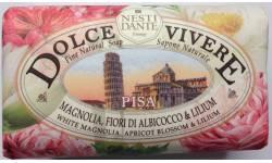 Mýdlo Nesti Dante DOLCE VIVERE PISA