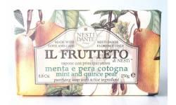 Mýdlo Nesti Dante Hruška smátou 250g