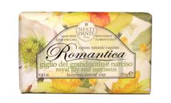 Mýdlo Nesti Dante ROMANTICA Narcis 250g