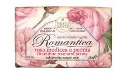 Mýdlo Nesti Dante Romantica RŮŽE