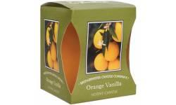 Votivní svíčka Orange Vanilla