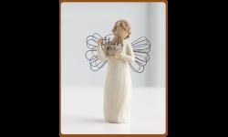 Anděl Willow Tree JEN PRO TEBE