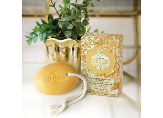 mýdlo Nesti Dante zlaté 150 g