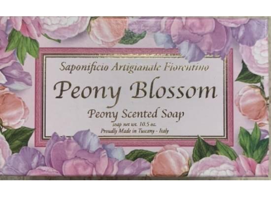 Kazeta mýdla PEONY BLOSSOM 300g