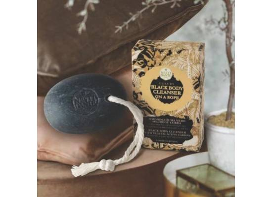 Mýdlo Nesti Dante Black 150 g