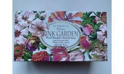 Mýdlo Fiorentino Pink garden 300g