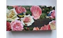 Dárková kazeta Rose Blossom 3x 150g