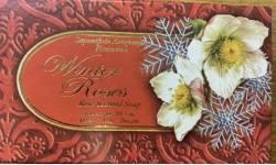 Kazeta mýdla 300 g Vánoce 7 Winter Roses